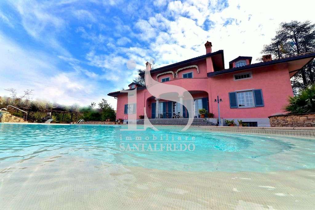 Villa in Vendita a Calco localita ' scagnello